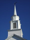 Image for First Congregational Church of Westminster  Steeple - Westminster, MA