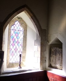 Knights Templar - Medieval Church - Llanmadoc.