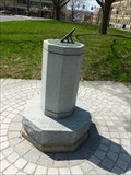 Image for Park Square Sundial - Pittsfield, MA