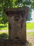 Image for Outhouse - Florida Pioneer Museum - Dade City, Florida