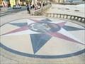 Image for Compass Rose of Sanxenxo - Sanxenxo, Pontevedra, Galicia, España