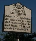 Image for Oldest N. C. lighthouse