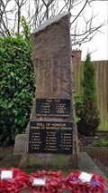 Image for Stone of Remembrance - Newbold Verdon, Leicestershire