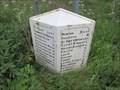 Image for B946 Waymarker Milestone - Wormit, Fife.