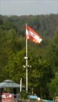 Image for Fahne im städtischen Schwimmbad - Remagen - RLP - Germany