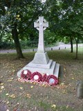 Image for Combined World War I/II Memorial, Salwarpe, Worcestershire, England