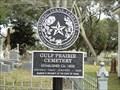 Image for Gulf Prairie Cemetery