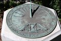 Image for Berman Sundial -- Oakland Cemetery, Atlanta GA