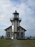 Image for lighthouse tower/fog-signal  - Point Cabrillo Light Station  - Caspar, CA
