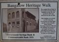 Image for Government Savings Bank & Commonwealth Bank - Bangalow, NSW