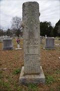 Image for J.A. Masters - Baxter Cemetery - Newberry, SC.