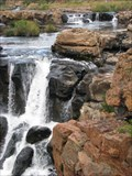 Image for Bourke's Luke Potholes Cascade - Mpumalanga, South Africa