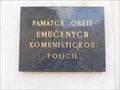 Image for Memorial to Victims of Communist Police Torture - Praha, CZ