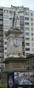 Image for Statue of Hermanos García Naveira - Betanzos, A Coruña, Galicia, España
