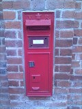 Image for Victorian Post Box - Bridge Road, Snape, Suffolk, UK