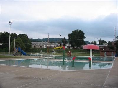 Rec Park Pool Lewistown Pa Public Swimming Pools On