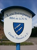 Image for 884m - Lochenpass, Germany, BW
