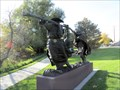 Image for The Bell Keepers, Benson Sculpture Garden - Loveland, CO
