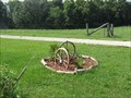 Image for Garden at the driveway Wheels - S. of Swiss, MO