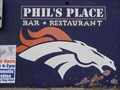 Image for Denver Broncos, Phil's Place - Denver, CO