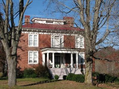 Stonewall Jackson Slept Here
