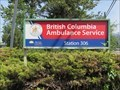 Image for BC Ambulance Service Station 306 - Barriere, British Columbia