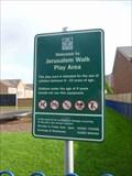 Image for Jerusalem Walk Play Area, Kidderminster, Worcestershire, England