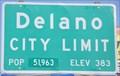 Image for Delano ~ Elevation 383