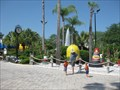 Image for Adventure Island Clock - Tampa, FL