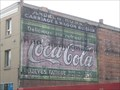 Image for Ghost Signs - Andrew Ross Carriage & Wagon Builder - Coca-Cola