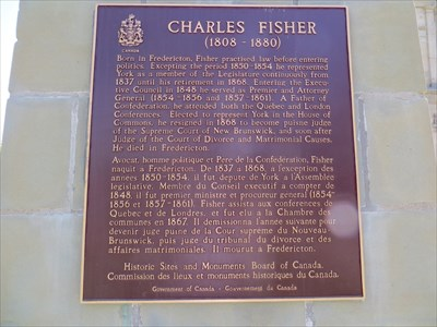 Charles fisher fredericton nb canadian national historic sites charles fisher fredericton nb canadian national historic sites on waymarking solutioingenieria Gallery