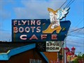 Image for Flying Boots Cafe & Spur Room - Tacoma, Washington
