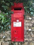 Image for Victorian Wall Post Box - Middle Duntisford - Cirencester - Gloucestershire - UK