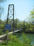Image for Nellie Pratt bridge over South Fork Holston River - Bluff City, TN