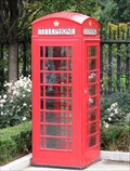 Image for Red Telephone Box - London, UK