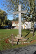Image for Combined War Memorial, Layer-de-la-Haye Village Green, Essex. CO2 0DS.