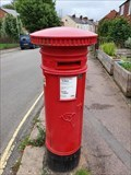 Image for Victorian Pillar Box - Chester Street - Chesterfield - Derbyshire - UK