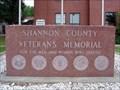 Image for Shannon County Veterans Memorial, Eminence Shannon Co., Missouri