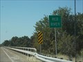 Image for OK/TX Border Crossing - Highway 271