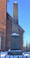 Image for Van Camp World War I Monument