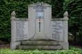 Image for WW I Memorial monument - Grotenberge, Belgium