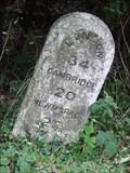 Image for Milestone - B1383, Quendon, Essex, UK