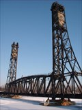Image for Old Welland Canal RR Lift Bridge, Ontario, Canada