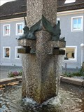 Image for Fountain at Mariensäule in Falkenstein - BY / Germany