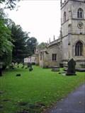 Image for St. Wilfred Churchyard, Hickleton, Doncaster, UK.