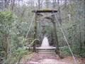 Image for S. Mills River Trail Suspension Bridge