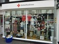 Image for British Red Cross Charity Shop, Ledbury, Herefordshire, England