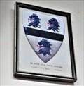 Image for Arms of Sir Peter Hyla Gawne Stallard  - The Parish Church of St. John the Baptist, The Royal Chapel - St. John's, Isle of Man