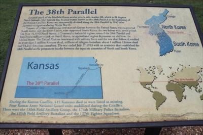 38th Parallel -- KTA Service Area, Towanda KS - Great Lines ...