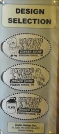 Image for Hatfield & McCoy Dinner Feud Penny Smasher